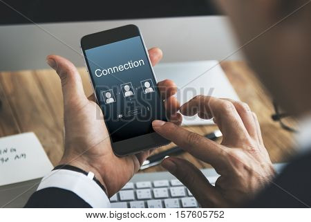 Networking Partnership Communication Business