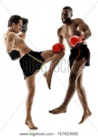 boxer boxing kickboxing muay thai kickboxer men