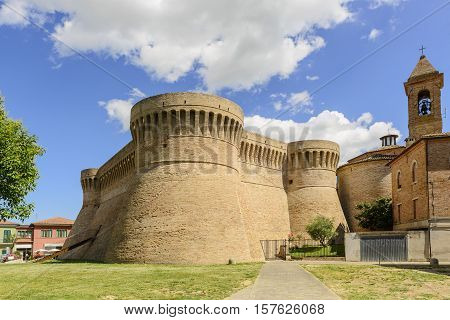 Castle Urbisaglia