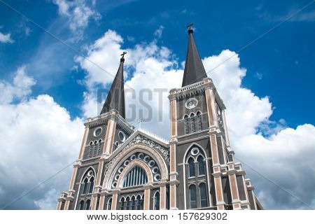 Cathedral of the Immaculate Conception, Chanthaburi, Thailand