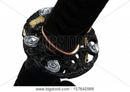 Tsuba : Hand Guard Of Japanese Sword