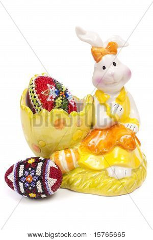 Hand-made Easter Eggs