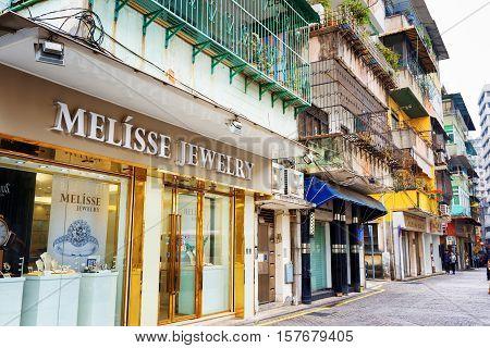 Jewelry Shops In Macau
