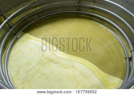 Aluminum Fermentation Tank