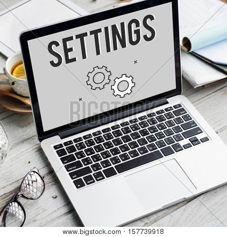 Configuration Setup System Concept