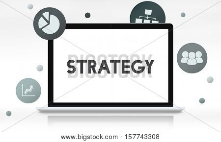 Strategy Planning Cooperation Collaboration Concept