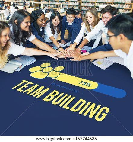 Partnership Team Cooperation Collaboration Concept