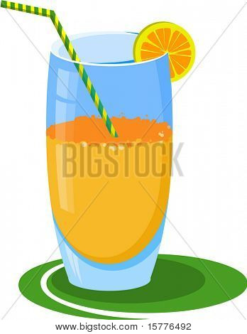 cocktail , orange juce