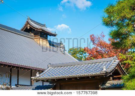 """Kinkakuji Temple """" The Golden Pavilion"""" in Kyoto, Japan"""