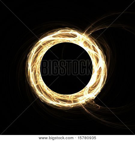 liquid gold ring