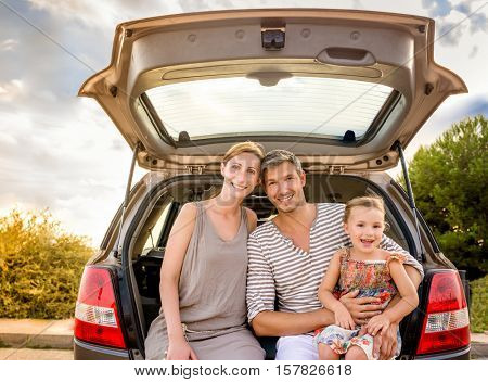 drive in the vacations family