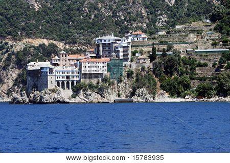 Athos's monastery