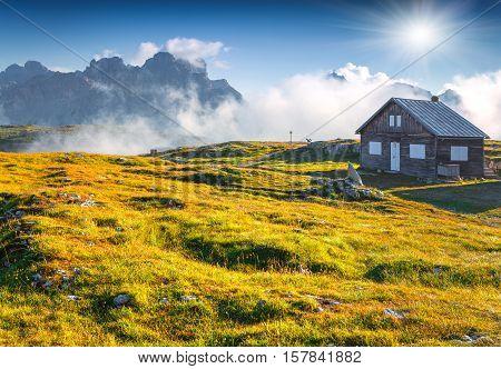 Hovel Under The Mountain Piana