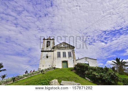 The Roman Catholic Apostolic Church. Rio de janeiro. Brazil