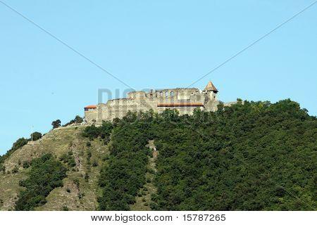 visegrad castle in hungary
