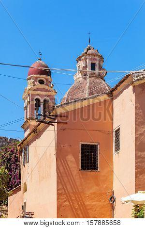 Venetians Church, Corfu City