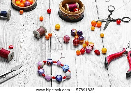 Crafts Made From Beads