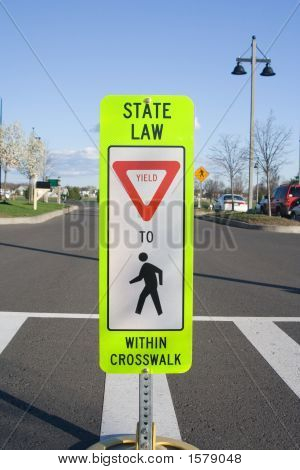 State Law Sign