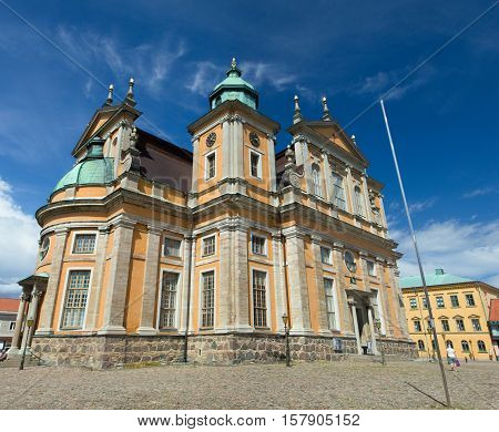 Cathedral Of Kalmar, Sweden