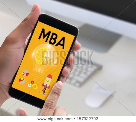 Mba Master Of Business Administration Program Mba , Education Career Opportunities Mba , Successful