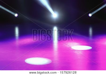 Concert Light Show, Stage Lights, Colorful Stage Lights, Light Show