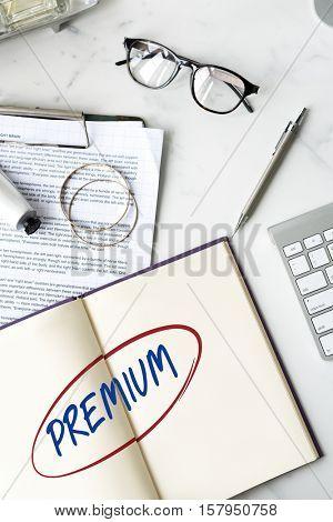 Premium Confidential Exclusive Special Privacy Concept