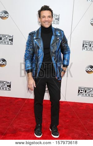 LOS ANGELES - NOV 20:  George Kotsiopoulos at the 2016 American Music Awards at Microsoft Theater on November 20, 2016 in Los Angeles, CA
