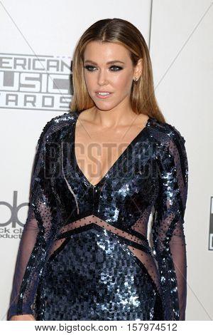 LOS ANGELES - NOV 20:  Rachel Platten at the 2016 American Music Awards at Microsoft Theater on November 20, 2016 in Los Angeles, CA