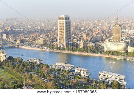 Cairo skyline - Egypt