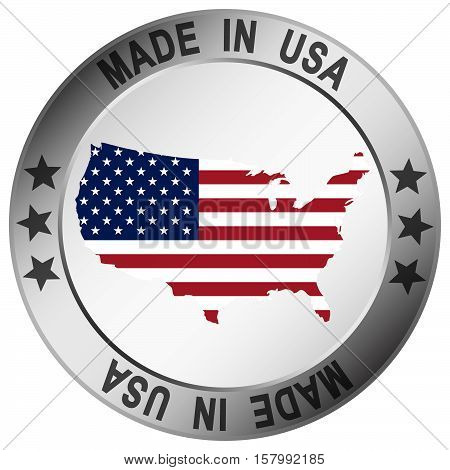 Button Made In Usa