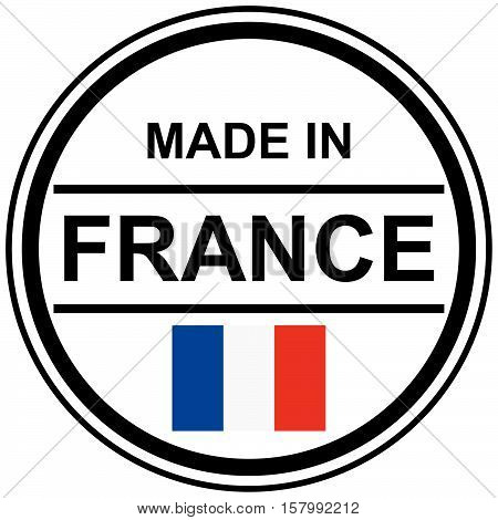 Stamp Made In France