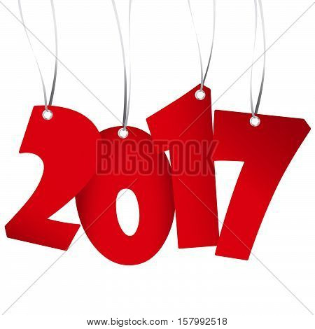 Haging New Year 2017 Numbers