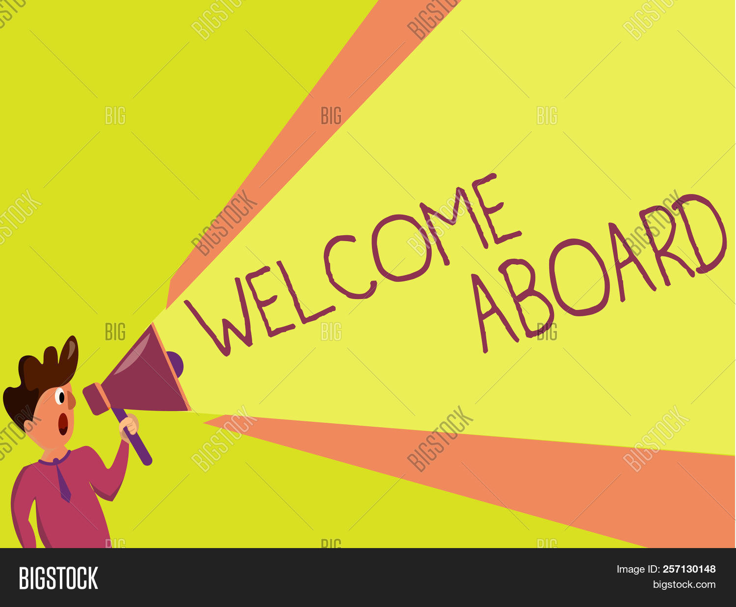 Handwriting text image photo free trial bigstock handwriting text writing welcome aboard concept meaning expression of greetings to a person whose a m4hsunfo