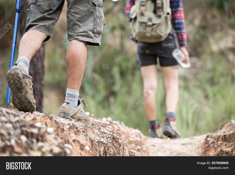 Adventure Man Women Image Photo Free Trial Bigstock