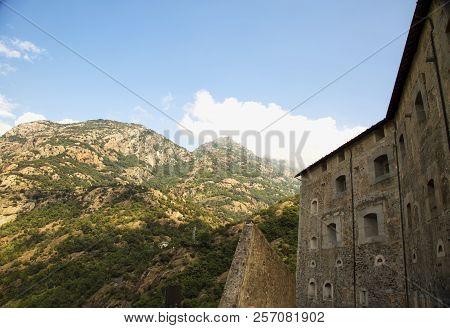 Fort Of Bard, Xix Century Castle