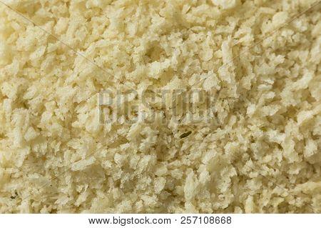 Homemade Spiced Panko Bread Crumbs