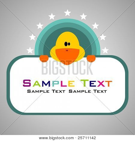 Duck Vector Illustrator