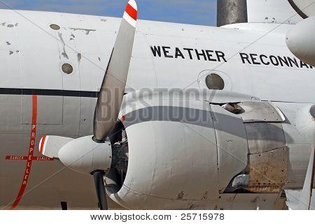 Weather Reconnaissance Aircraft