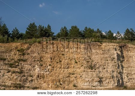 Geological Outcrop