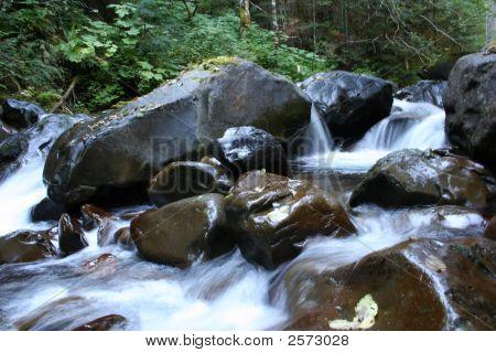 Waterfall Segment