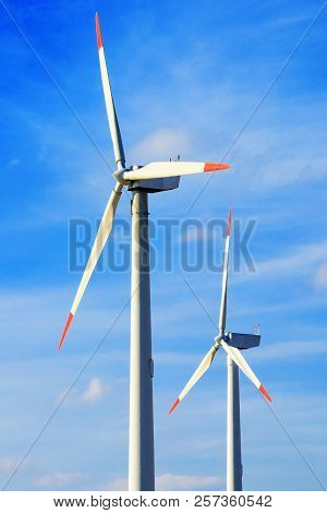 Wind Power Plants In The Czech Republic As A Source Of Green Energy
