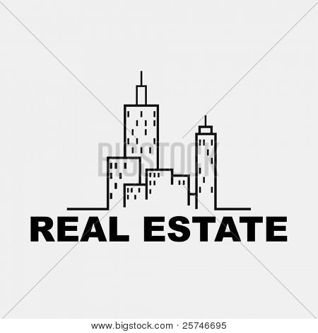 Real estate  design element