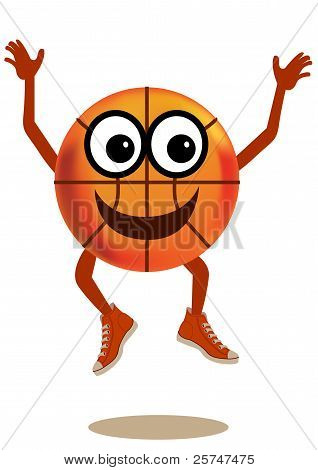 Basketball Character