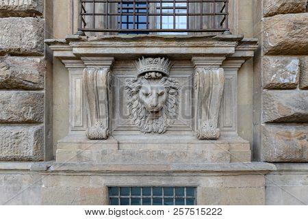 Palazzo Pitti - Florence, Italy