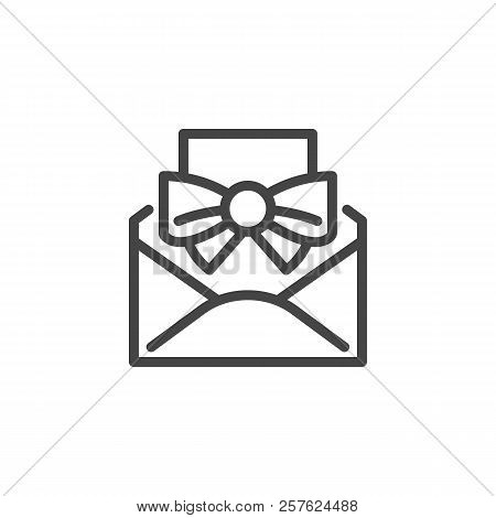 Open Envelope Letter Vector Photo Free Trial Bigstock