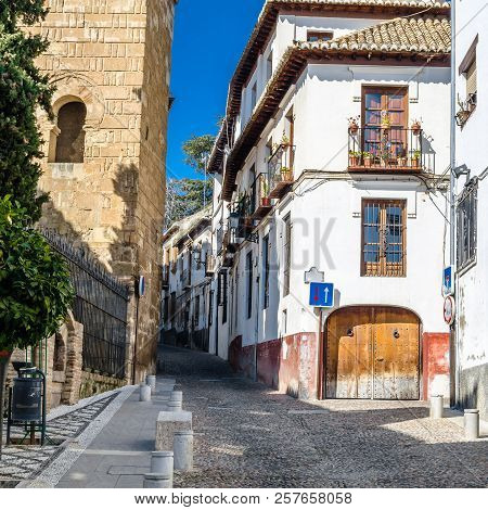 Architecture In Granada, Spain