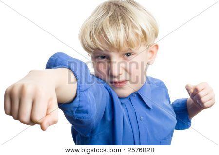 Angry Boy
