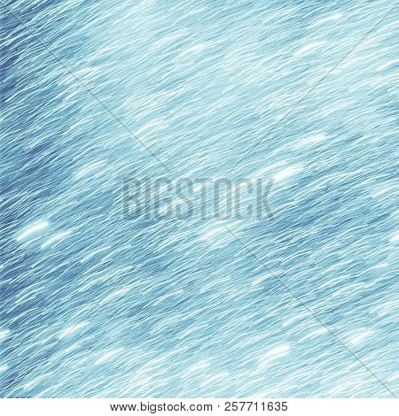 Delicate Winter Background. Beautiful Abstract Light Blue And White Background. Soft Texture For Des