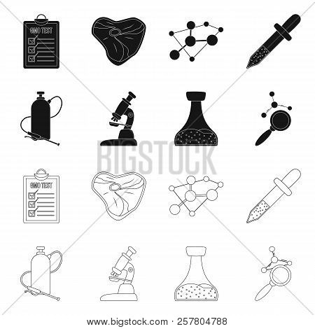 Isolated Object Of  And  Symbol. Set Of  And  Vector Icon For Stock.