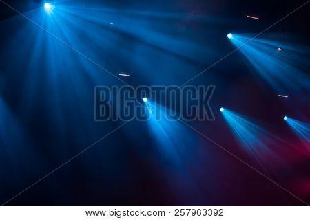 Magic stage lights
